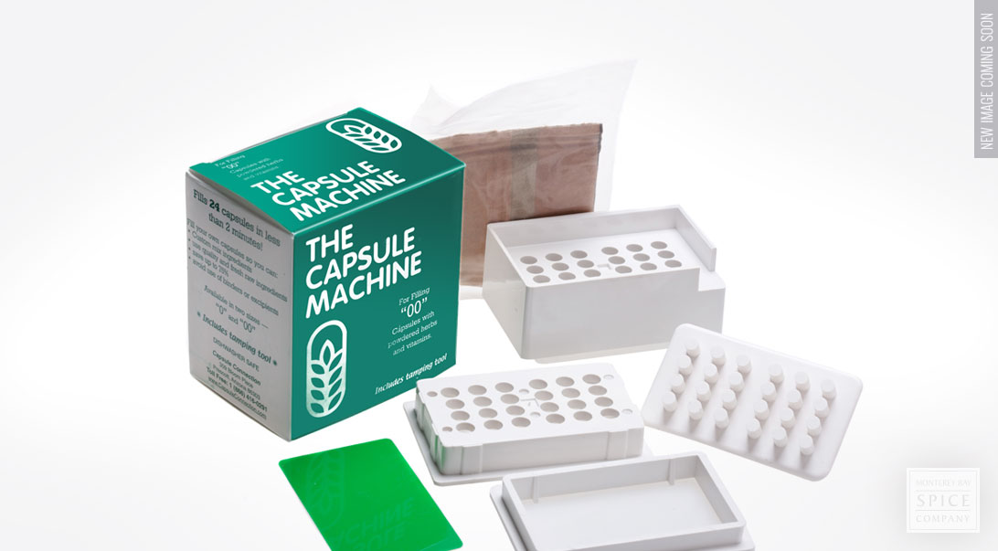 Capsule Machine (for '00')