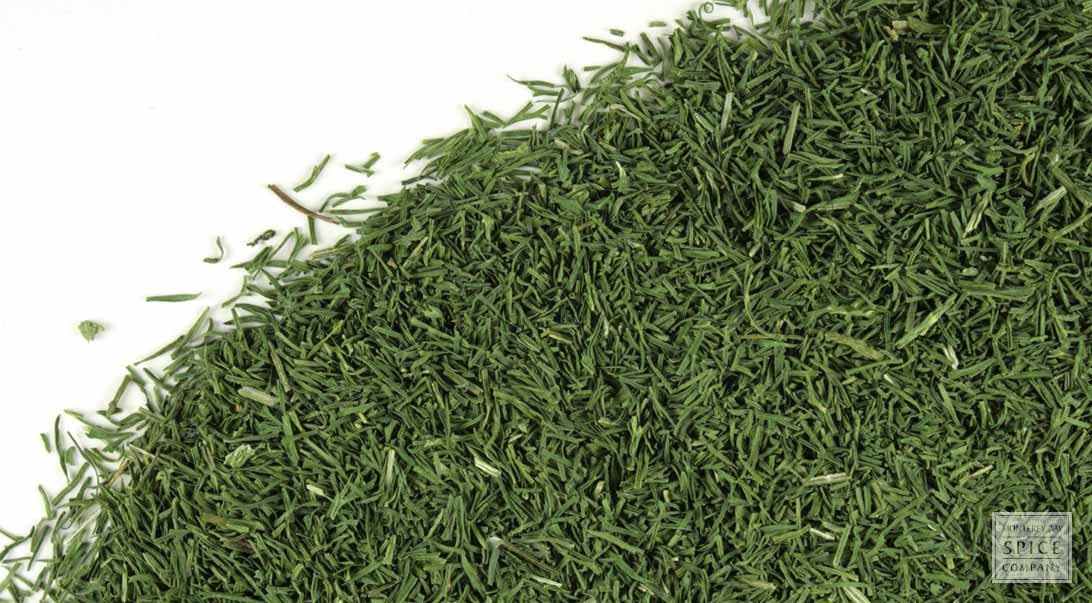 Organic dried dill weed cut and sifted buy bulk dill - Tips planting herbs lovage parsley dill ...