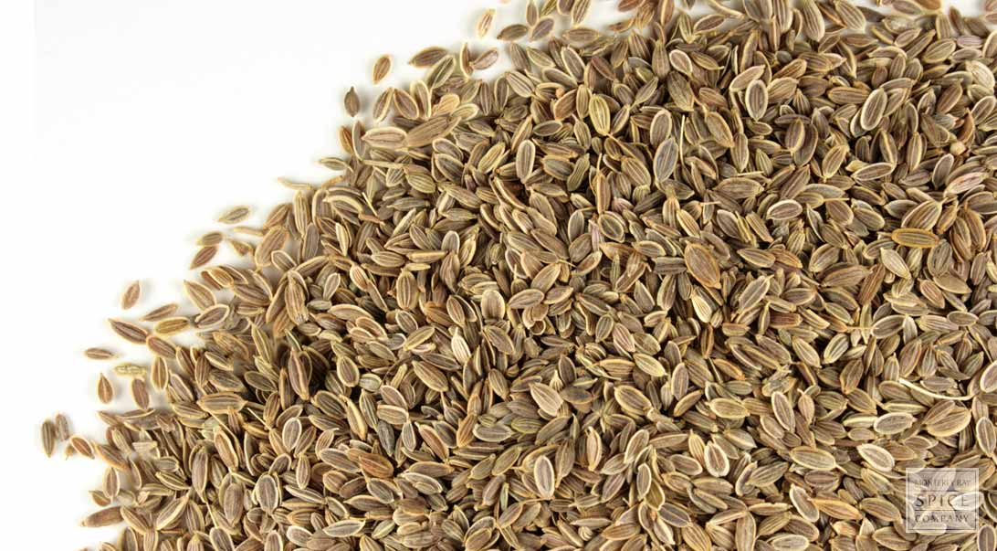 Dill seed, whole Organic