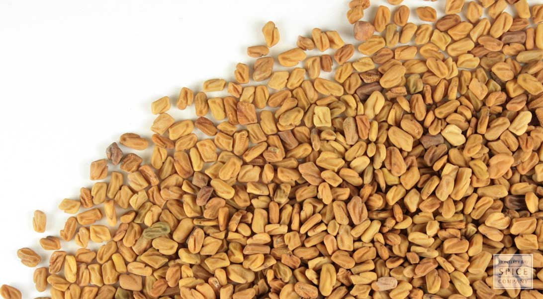 Fenugreek seed, whole Organic