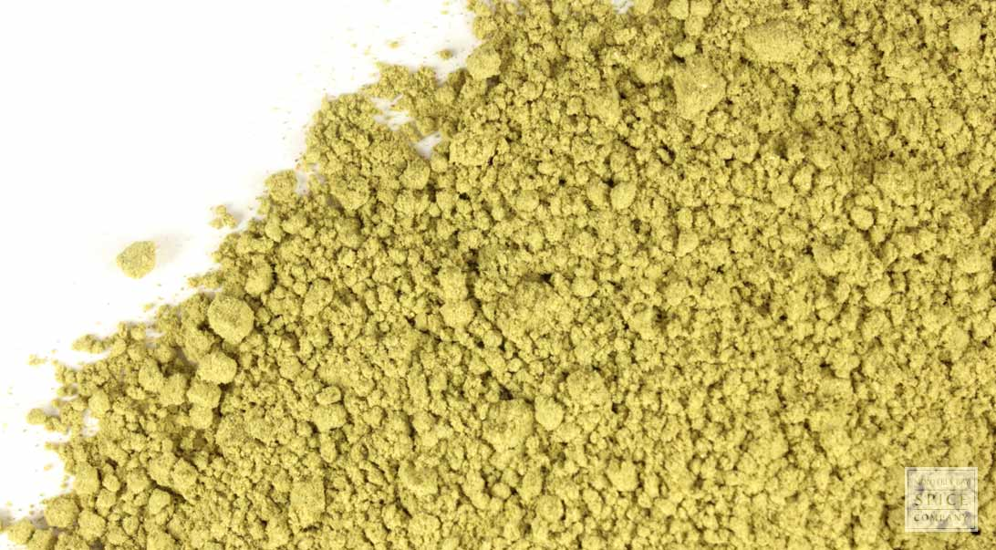 Damiana leaf, powder