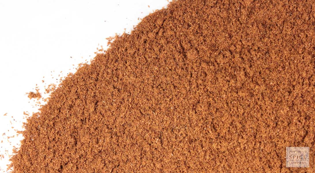 Sassafras root bark, powder