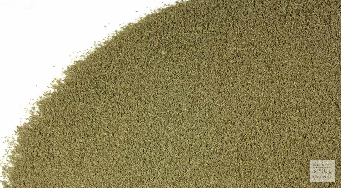 Spearmint leaf, powder