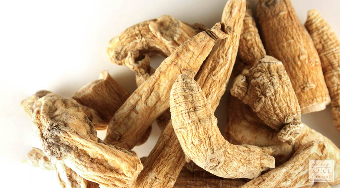 Ginseng (American), whole