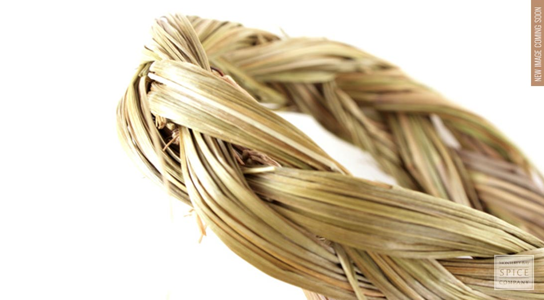 Sweetgrass, braid