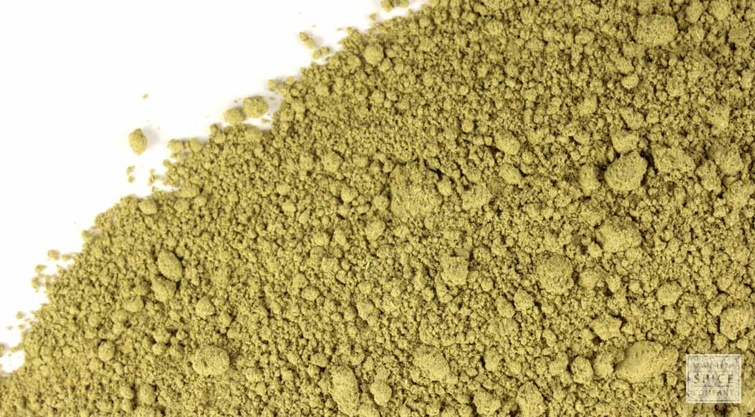 Henna leaf (chestnut), powder