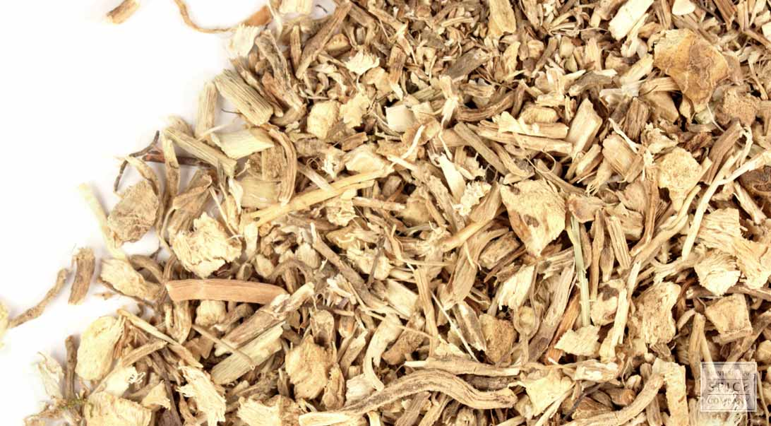Butchers broom root, c/s, wild crafted