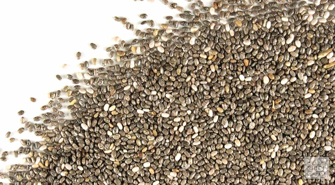 chia seeds information and chia seeds nutrition facts bulk chia seeds