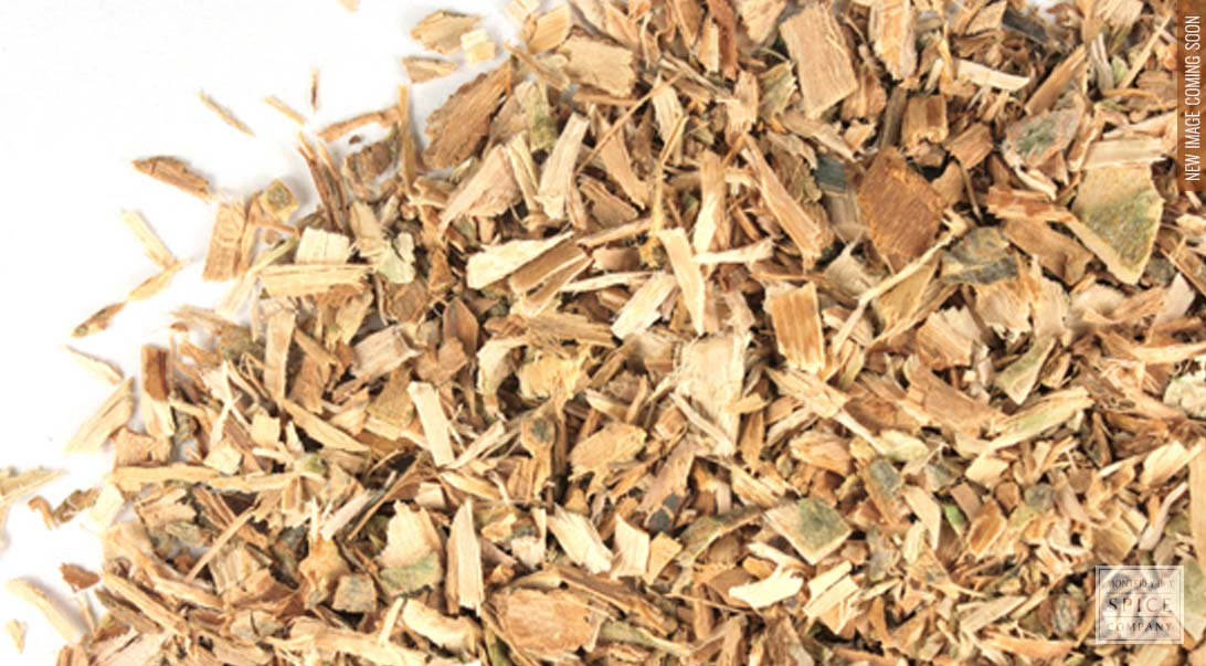 White Willow Bark Cut Sifted