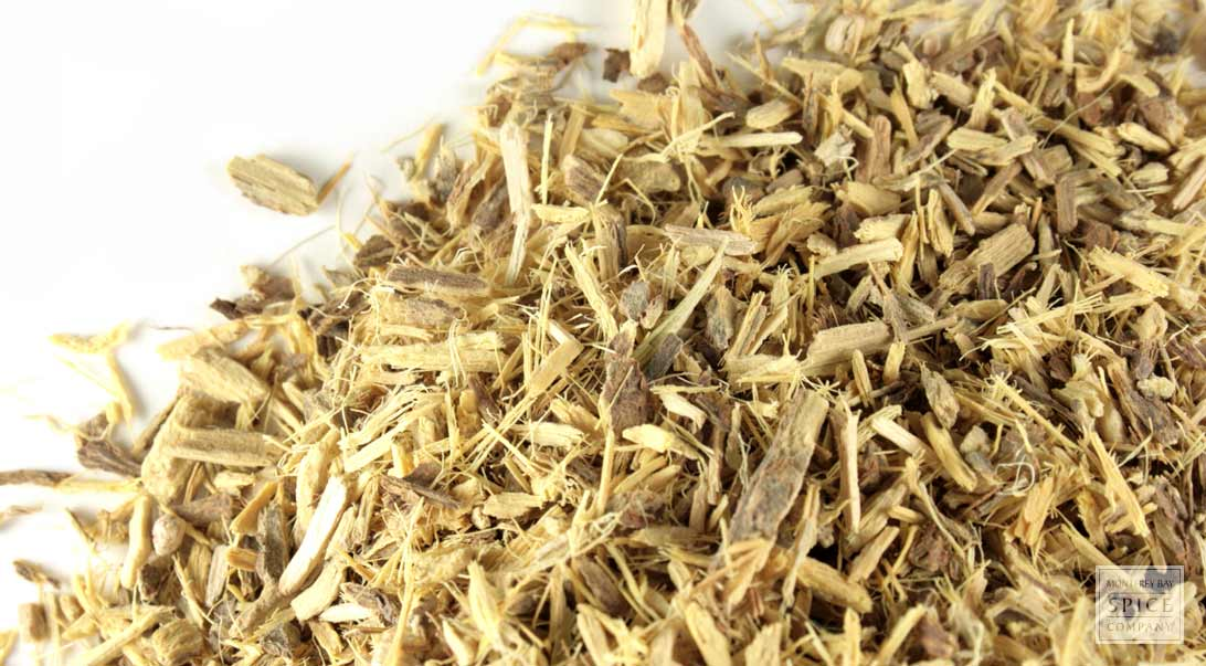 Licorice root, c/s Organic