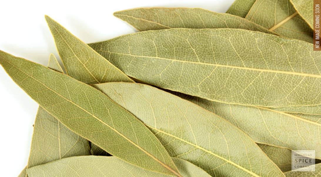 Bay leaf, whole Organic