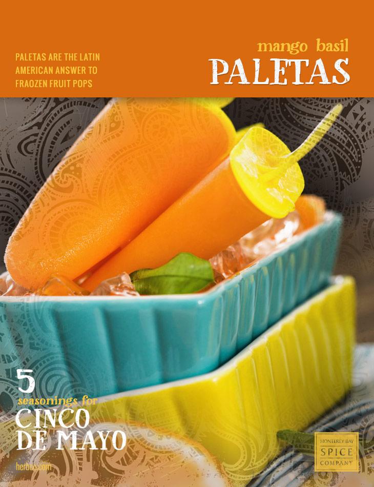 mango basil paletas paletas are the latin american answer to frozen ...