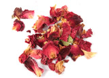 Rose Buds and Petals